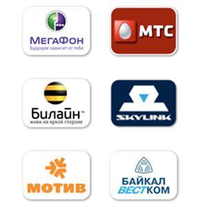 Операторы сотовой связи Кирово-Чепецка