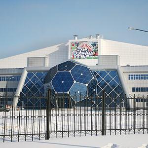 Спортивные комплексы Кирово-Чепецка