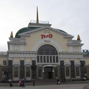 Железнодорожные вокзалы Кирово-Чепецка