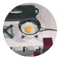 Кафе-шашлычная с пылу с жару - иконка «кухня» в Кирово-Чепецке